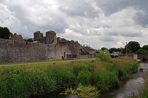 Fethard town wall