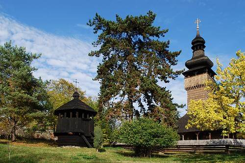 Museum of Folk Architecture, Uzhhorod