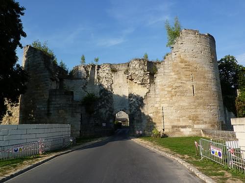 Porte de Laon