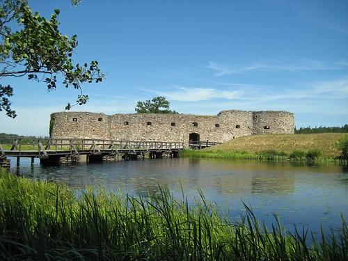 090628 Kronoberg Castle Ruin #1