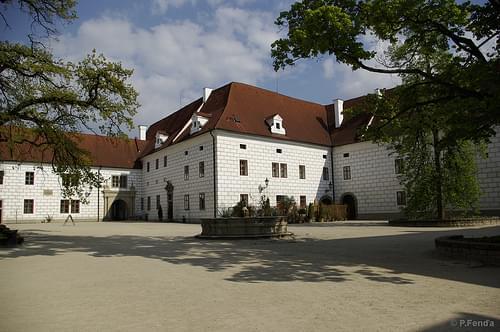 Czech Republic, Jižní Čechy region