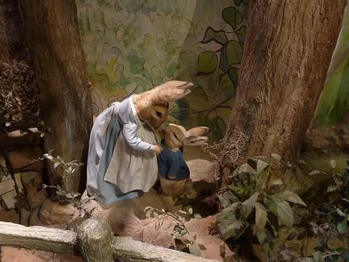 The World of Beatrix Potter, Windermere