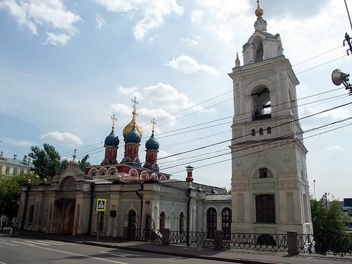 Monastery of the Sign, Ulitsa Varvarka