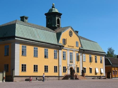 The mining museum (Gruvmuseet)