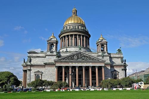 Russia_2213 - Saint Isaac's Cathedral