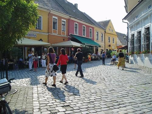 Main Square, Szentendre