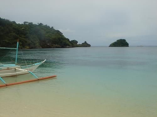 Boracay, Philippines - Ilig-Iligan Beach