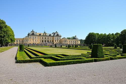 The Drottningholm Palace, Stockholm