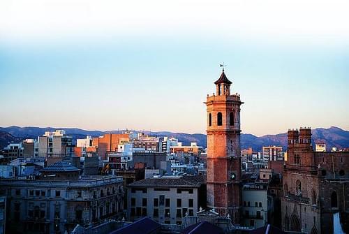 Castellón/Castelló de la Plana (ciudad) - Vista general