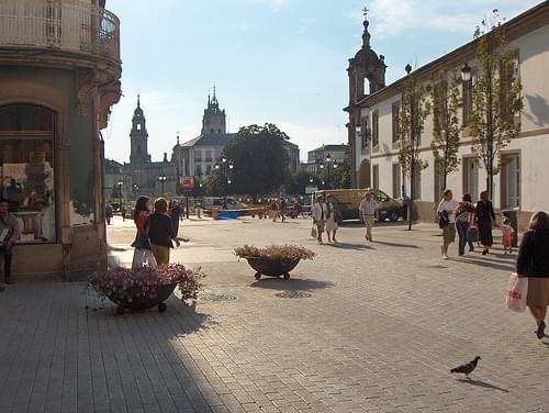 Plaza Mayor, Lugo