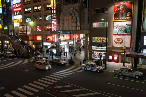 Ekimae dôri, Sendai
