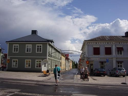Historic Center, Skelleftea