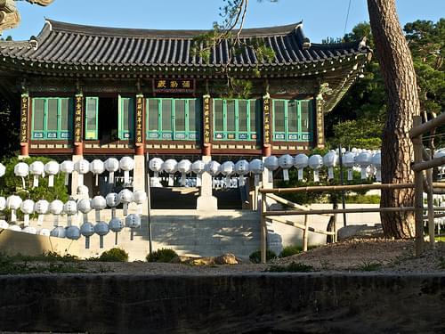 Bongeunsa Temple #11