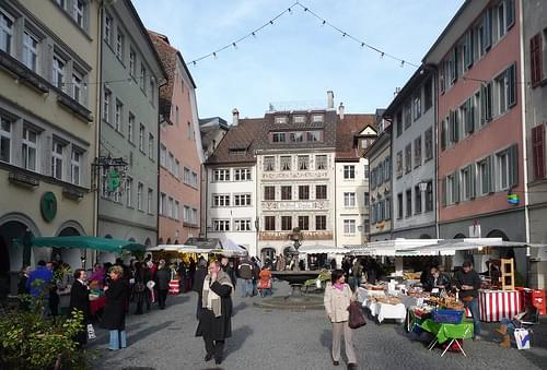 Historic Center, Feldkirch