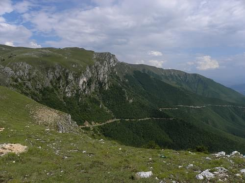 Mount Vlasic