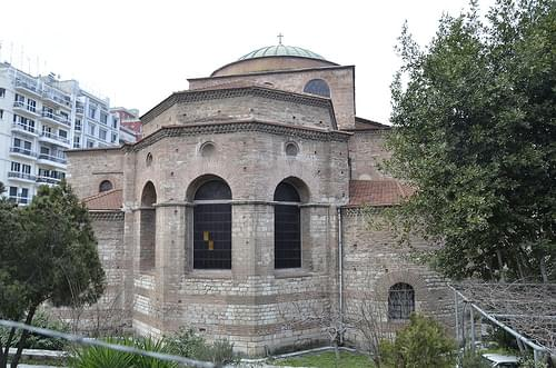 Church of St. Nikolaos Orfanos, Thessaloniki