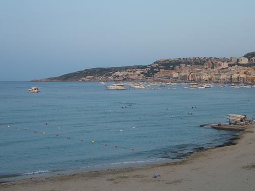 Malta, Armier Bay