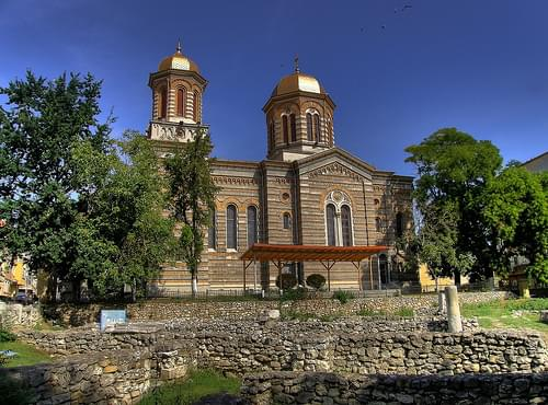 Cathedral of Sts. Peter and Paul, Constanta