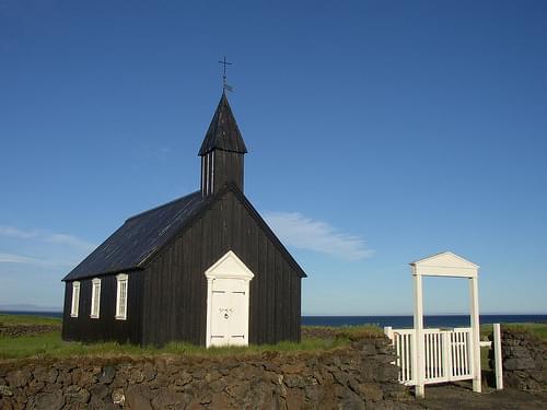 Budakirkja Church