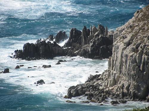 Isola di San Pietro - Capo Sandalo