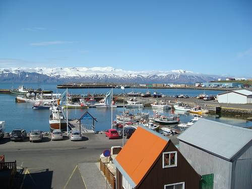 Historic Center, Husavik