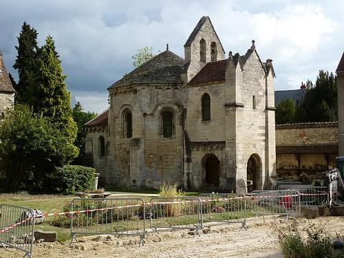 Laon - Chapelle des Templiers