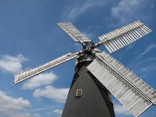 Lincoln Windmill