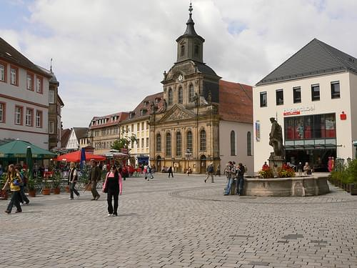 Historic Center, Bayreuth