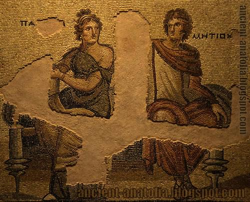 Mosaics of Ancient Zeugma of Commagene