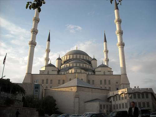 Kocatepe Mosque 3