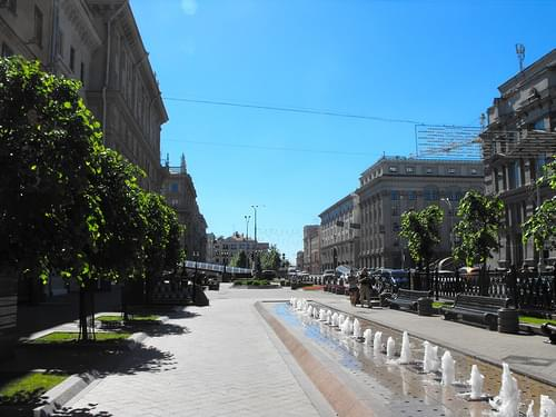 Historic Center, Minsk