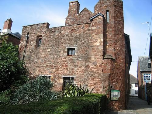 St. Nicholas Priory, Exeter