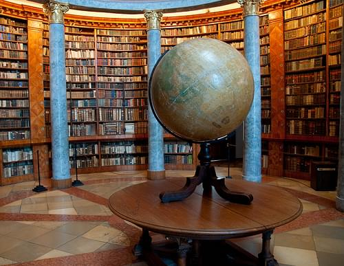 Pannonhalma Library