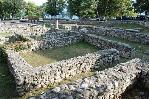 Archaeological Park, Constanta