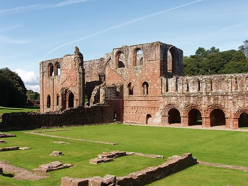 furness abbey west crossing