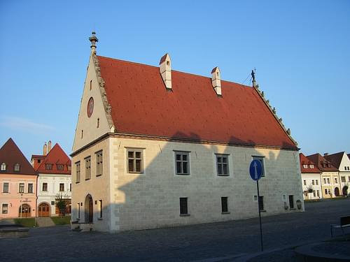 Bardejov Town Hall