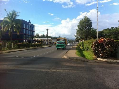 Town Center, Nadi