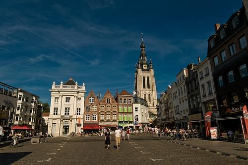 Historic Center, Kortrijk
