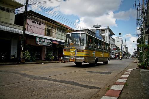 Nong Khai Streets