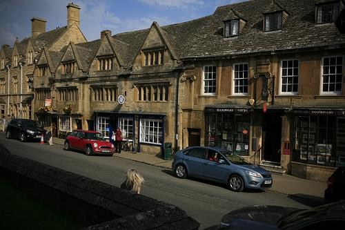 A bit of Chipping Campden High Street