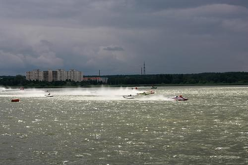 Water Moto MM in Estonia, at Harku Lake, Tallinn