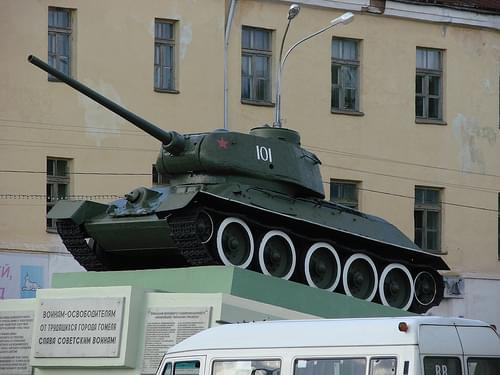 Museum of Military Glory, Gomel