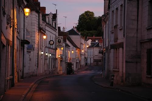 Old Town, Loches