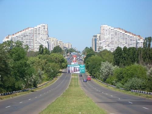 Gates - Chisinau, Moldova
