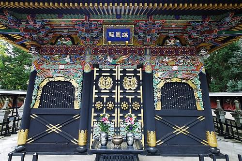 Zuihoden Mausoleum, Sendai