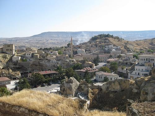 View of Mustafapasa