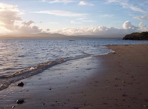 Oban beach