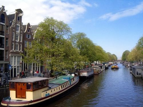 Prince's Canal, Amsterdam