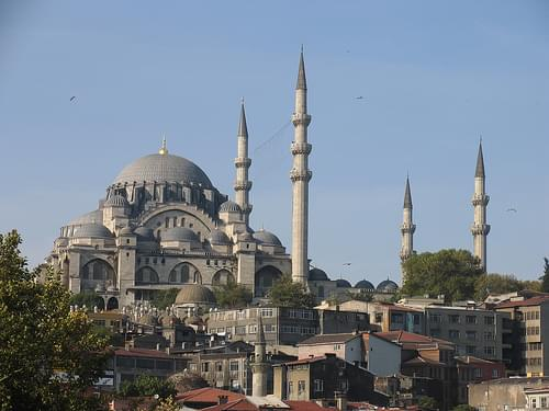 Suleyman's Mosque, Istanbul