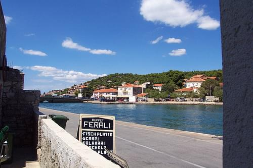 Historic Center, Tisno